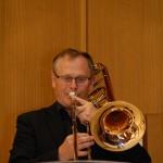 Hubert Gurtner, Posaune - Ensembleleiter