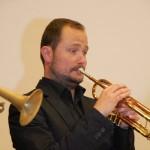 Gergely Gerhardt, Trompete und Flügelhorn